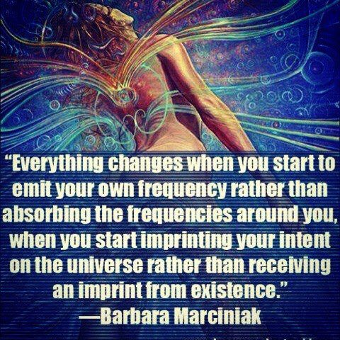 Emit-your-own-frequency